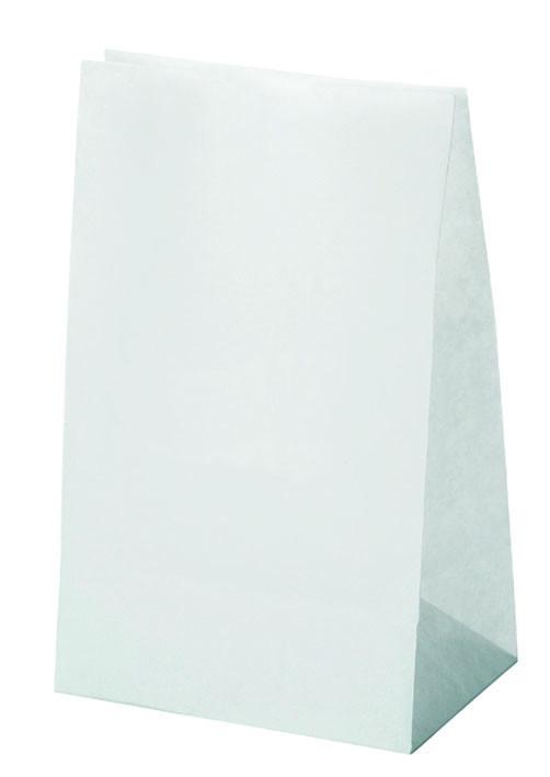 1000 sacs en papier blanc flo. Black Bedroom Furniture Sets. Home Design Ideas