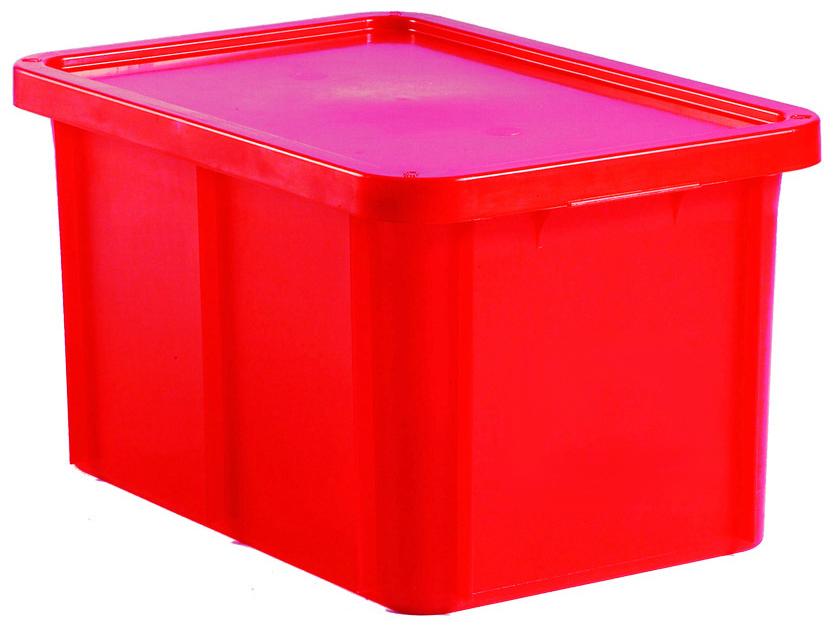 bac haccp de couleur avec couvercle 55 litres matfer. Black Bedroom Furniture Sets. Home Design Ideas