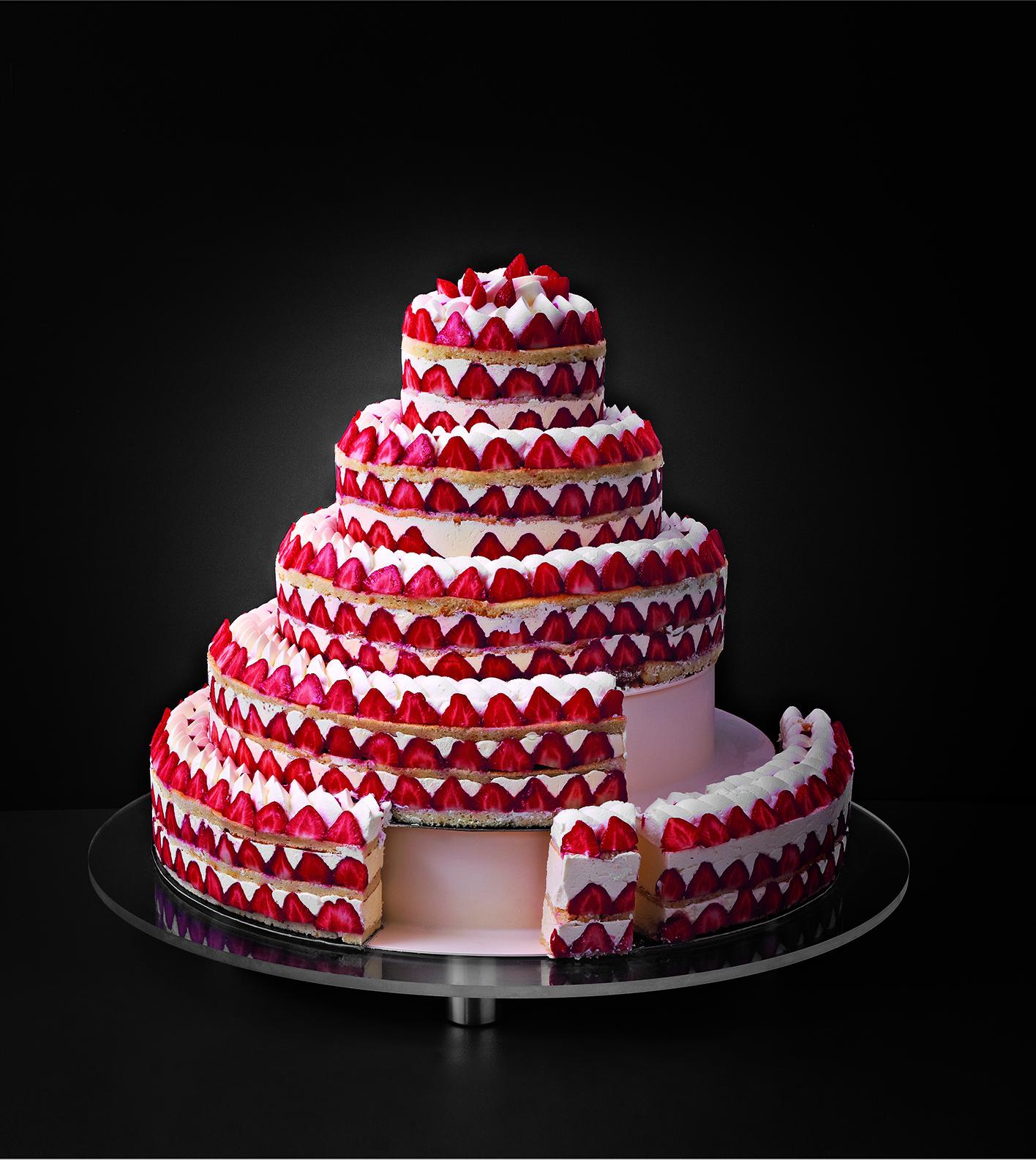 cercle en inox 16 cm pour wedding cake rond 681901 matfer. Black Bedroom Furniture Sets. Home Design Ideas