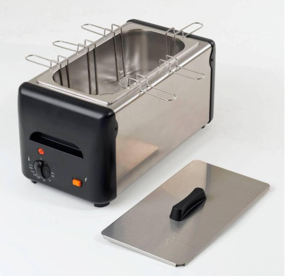 cuiseur oeuf lectrique professionnel 6 paniers matfer. Black Bedroom Furniture Sets. Home Design Ideas