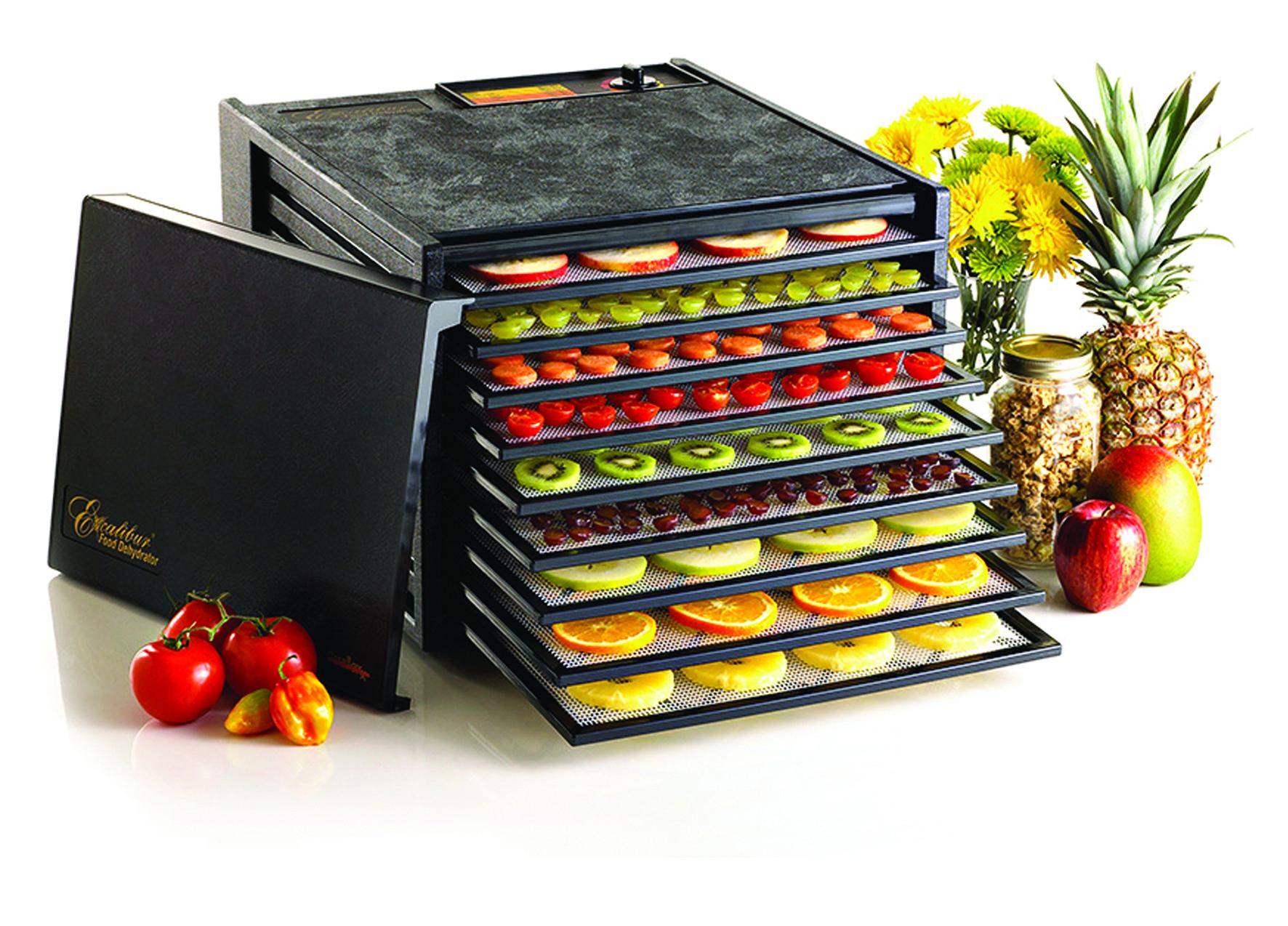 deshydrateur fruits et l gumes excalibur matfer. Black Bedroom Furniture Sets. Home Design Ideas