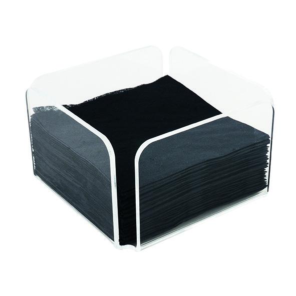 Distributeur de serviettes 20x20 cm flo - Distributeur art de la table ...