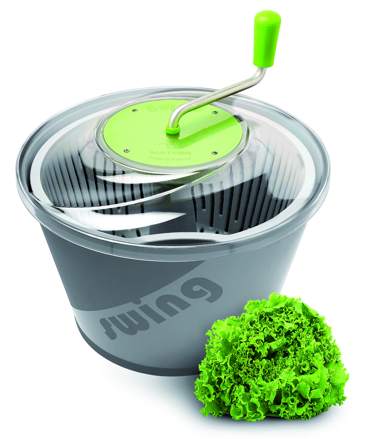 essoreuse à salade professionnelle swing xs 10 litres - matfer