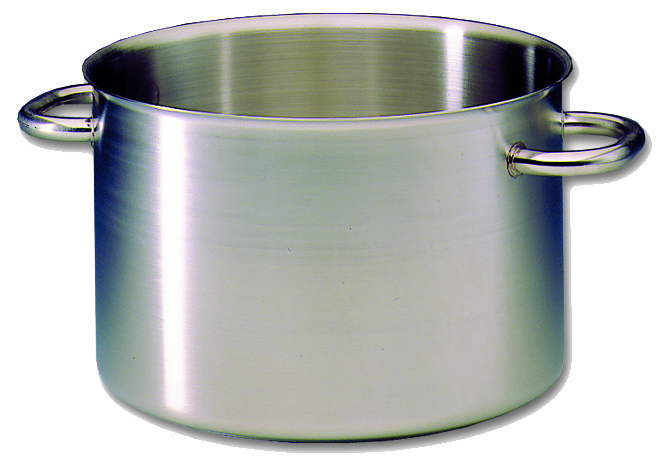 Grande braisi re inox ou marmite rago t excellence 50 for Inox ou aluminium cuisine