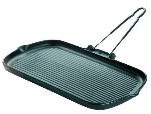 grill de cuisine induction en fonte maill rectangulaire matfer. Black Bedroom Furniture Sets. Home Design Ideas