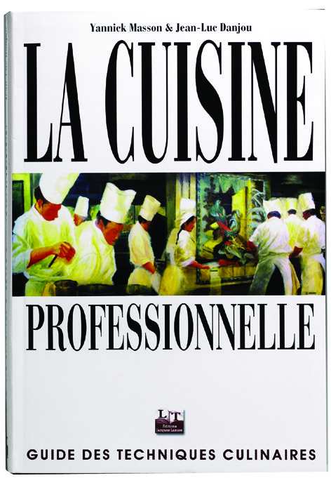 livre la cuisine professionnelle matfer