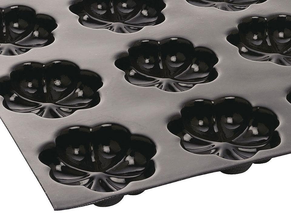 moule flexipan 24 fleurs 60 x 40 cm demarle. Black Bedroom Furniture Sets. Home Design Ideas