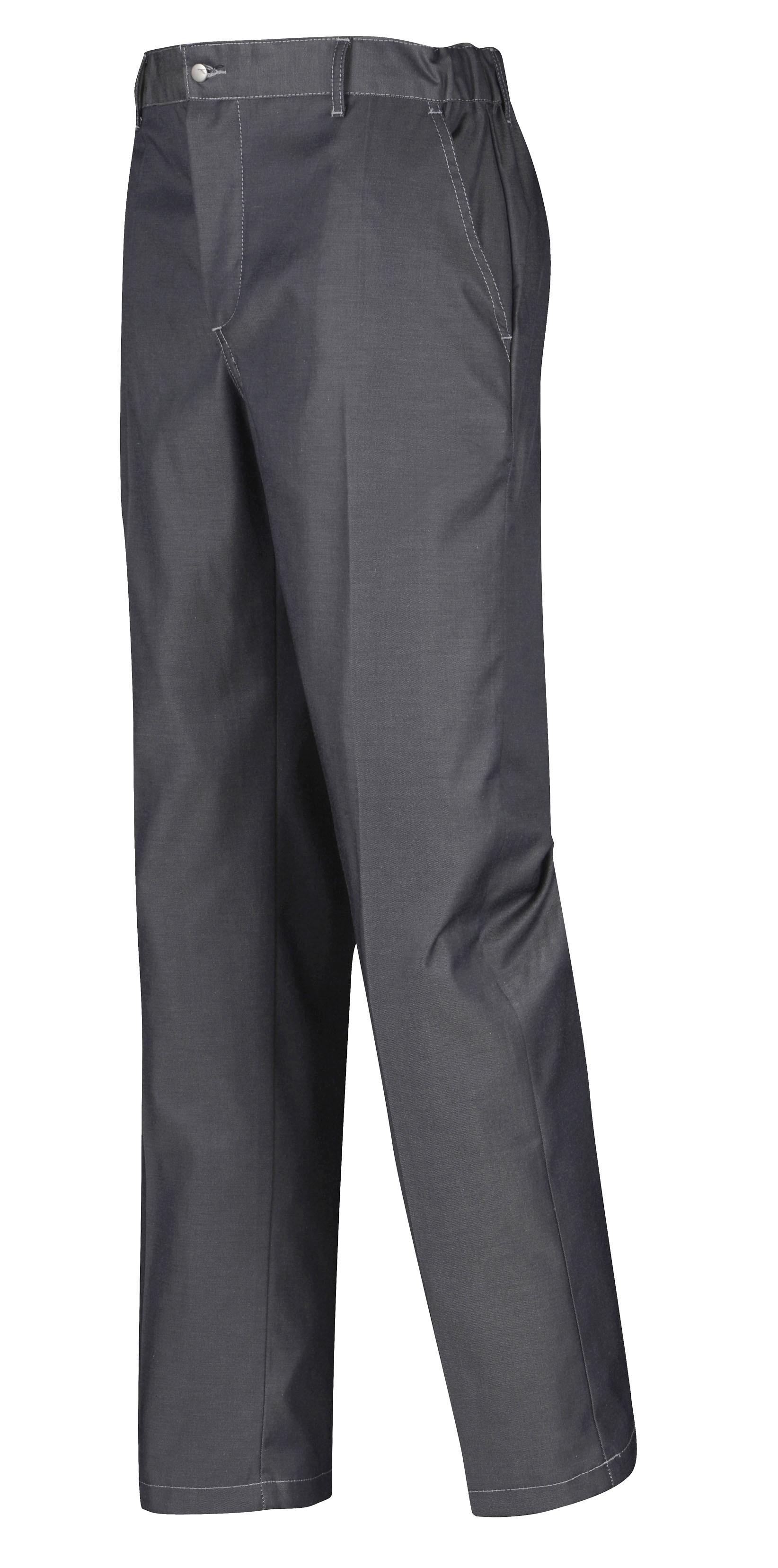 Pantalon de cuisine mixte Timéo Gris Anthracite - Robur on