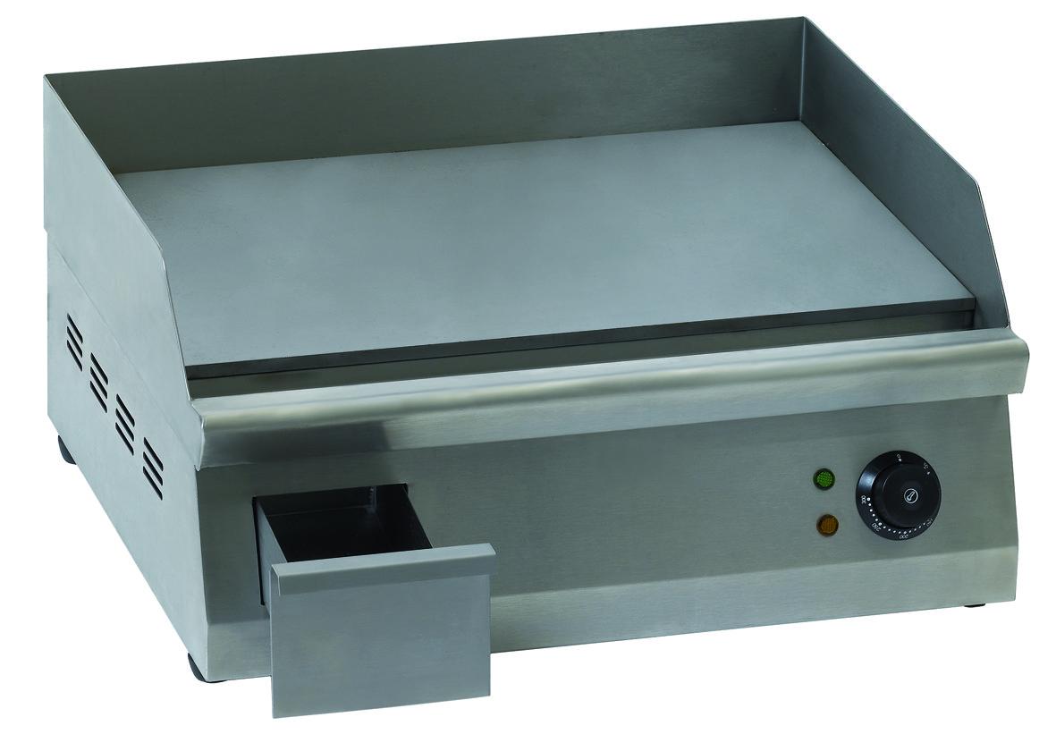 Plaque snacker plancha lectrique matfer for Plancha electrique