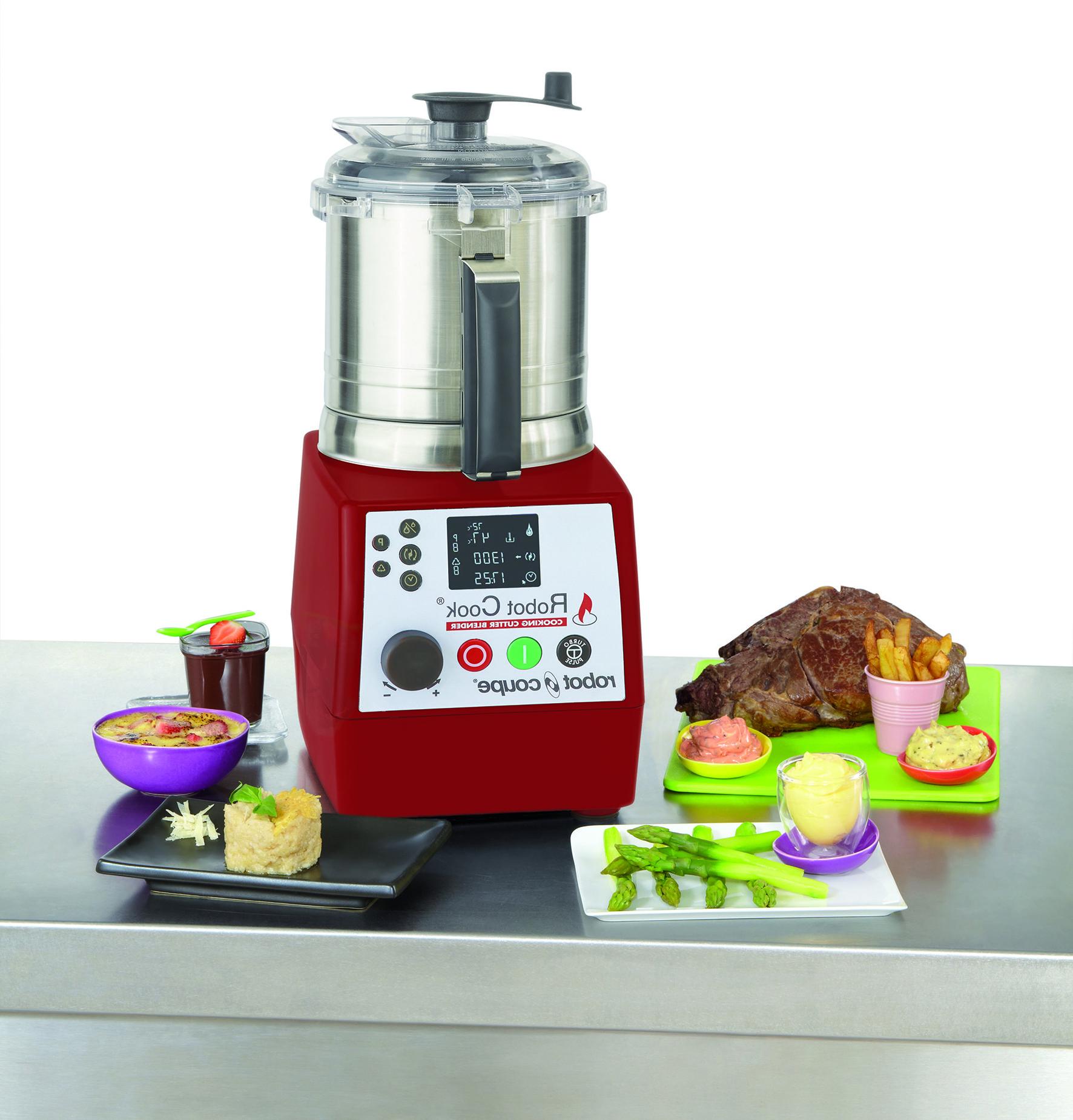 robot cook cutter blender chauffant robot coupe. Black Bedroom Furniture Sets. Home Design Ideas