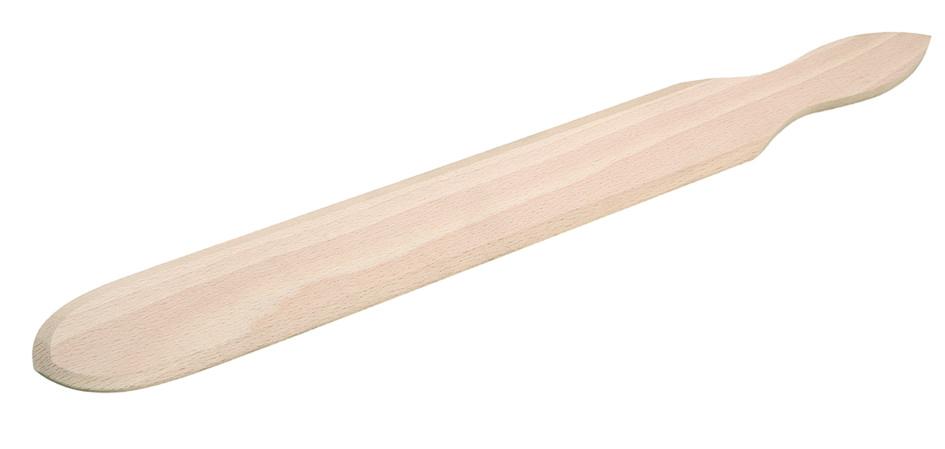 ustensile spatule cr pes en bois h tre 40 cm matfer. Black Bedroom Furniture Sets. Home Design Ideas