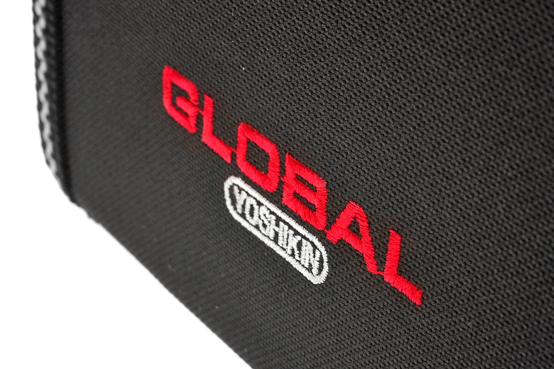 trousse couteaux global g667 16 global. Black Bedroom Furniture Sets. Home Design Ideas