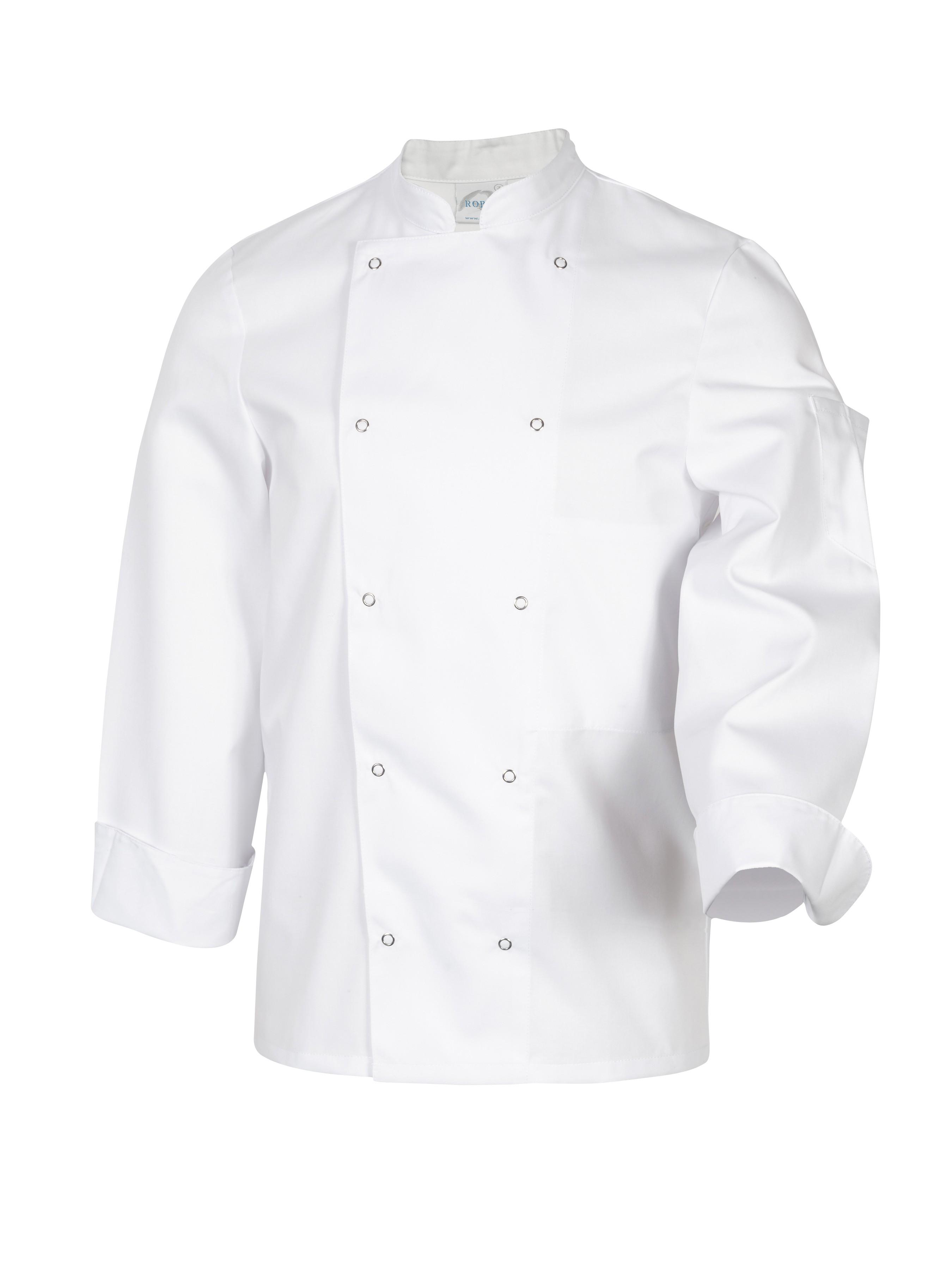 92806767e26a4 Veste de Boulanger-Patissier-Cuisinier Melbourne à Pressions - Robur