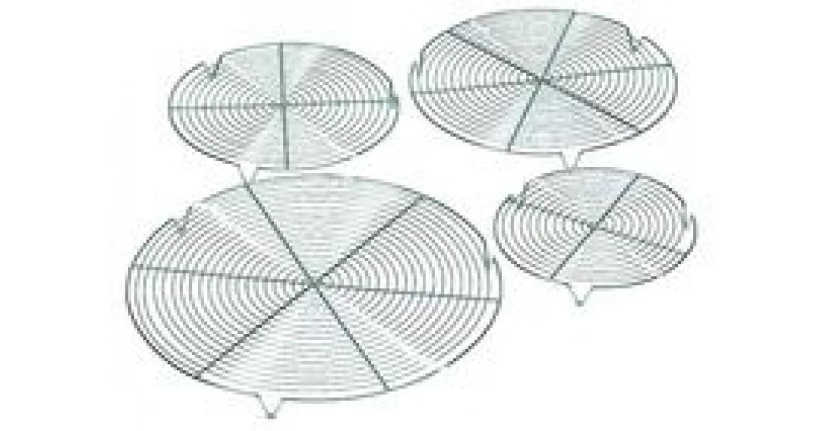 grille grille ronde Ronde en acier inoxydable grille de