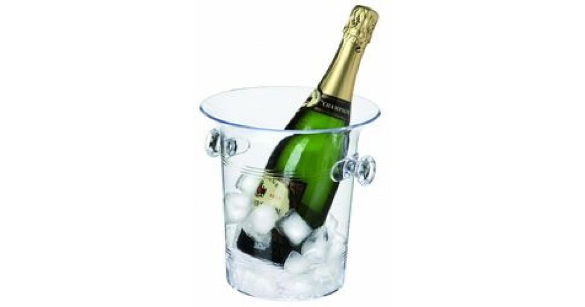 seau champagne grande r serve 3 8 litres en polystyr ne in situ. Black Bedroom Furniture Sets. Home Design Ideas