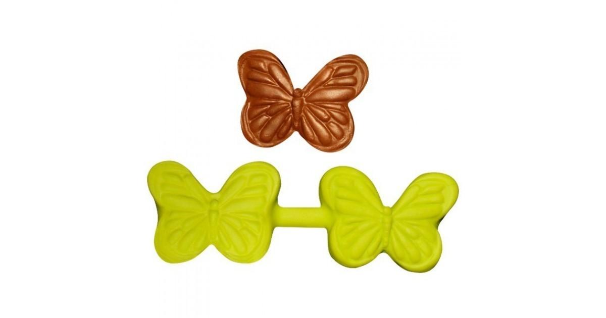 moule pour p 226 te 224 sucre papillon 224 empreinter deco relief