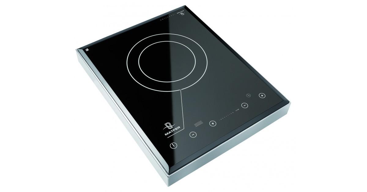Plaque induction pour buffets coles professionnelles matfer - Quelle casserole pour plaque a induction ...