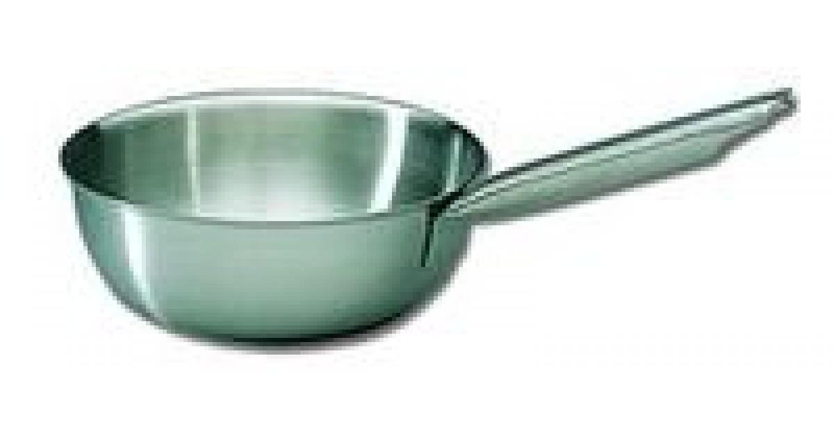 Sauteuse evas e professionnelle inox tous feux tradition for Cuisine professionnelle inox