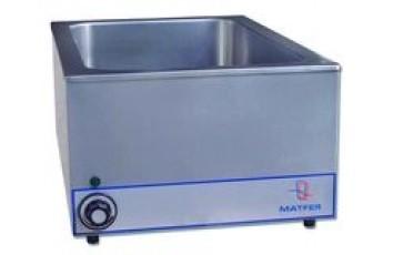 Bain marie inox r cipient de cuisine 1 3 litres matfer for Recipient inox cuisine