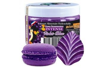 colorant violet bleu intense poudre alimentaire 50 g - Colorant Alimentaire En Poudre Pour Macarons