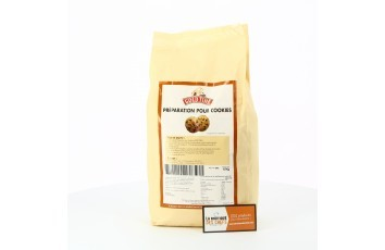 Gold time cookies 5 kg Elle & Vire