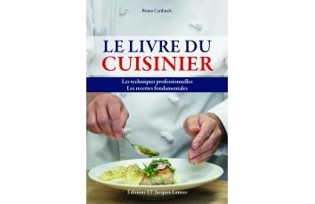 Livres pour formation en cuisine et p tisserie for Cuisinier elysee livre