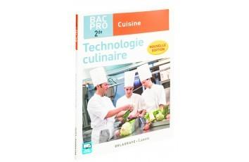 Livres pour formation en cuisine et p tisserie - Technologie cuisine bac pro ...