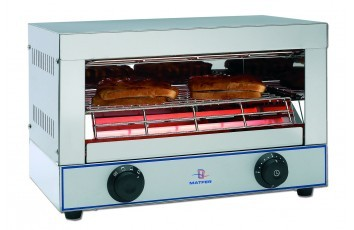 Tube quartz AT360 pour toasteur 120766