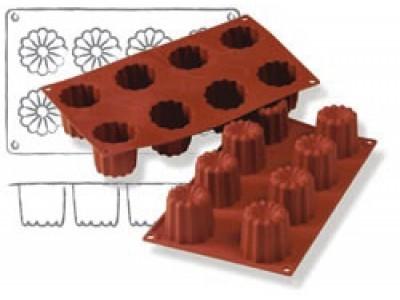 moule en silicone 8 cannel s silicon flex mallard ferriere. Black Bedroom Furniture Sets. Home Design Ideas