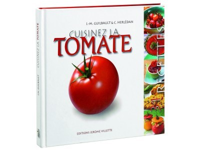 Livre cuisinez la tomate