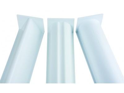 moule ou goutti re b che de no l en polystyr ne 47x6 5. Black Bedroom Furniture Sets. Home Design Ideas