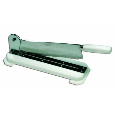 Coupe pain professionnel socle plastique 25 cm matfer - Machine a couper le pain professionnel ...