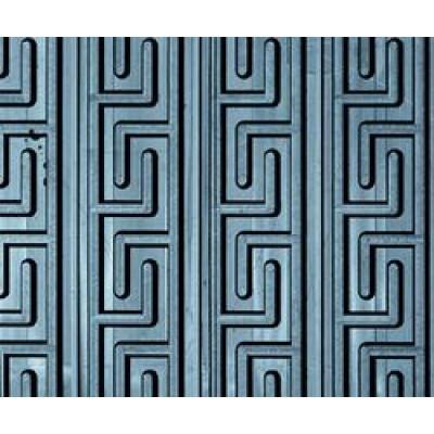 Tapis Relief Feuille De Cuisson Silicone Petite Frise Grecque 57 X 36 5 Cm Matfer
