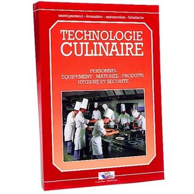 Technologie culinaire par maincent matfer - Formation cuisine patisserie ...