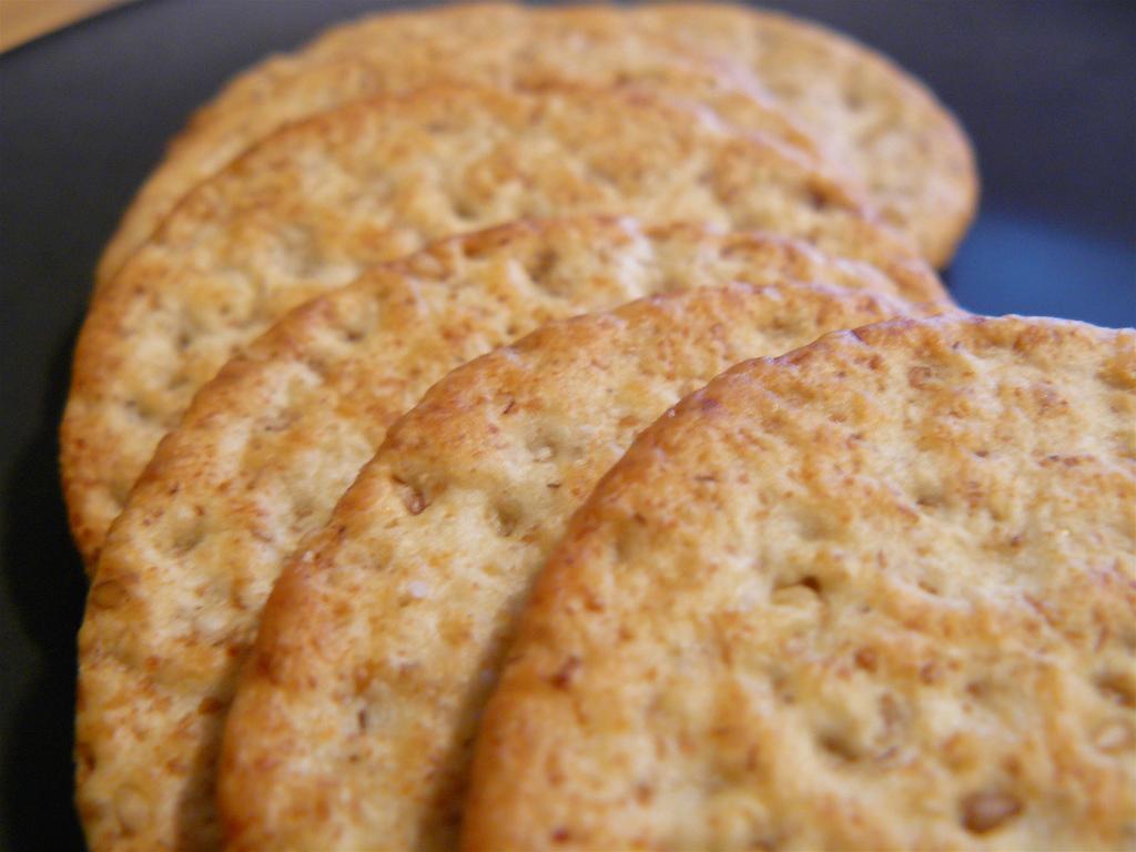 Crackers au Comté - Cursedthing (CC)