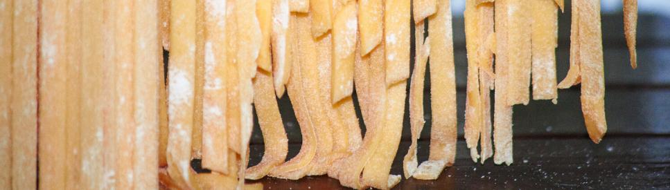recette de pâtes fraîches de Violaine